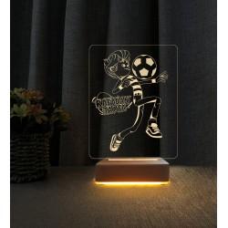 Trt Çocuk Rafadan Tayfa Lisanslı Lamba Çocuk Odası Gece Lambası Doğum Günü Hediyesi RT-01
